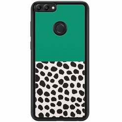 Casimoda Huawei P Smart hoesje - Wild dots
