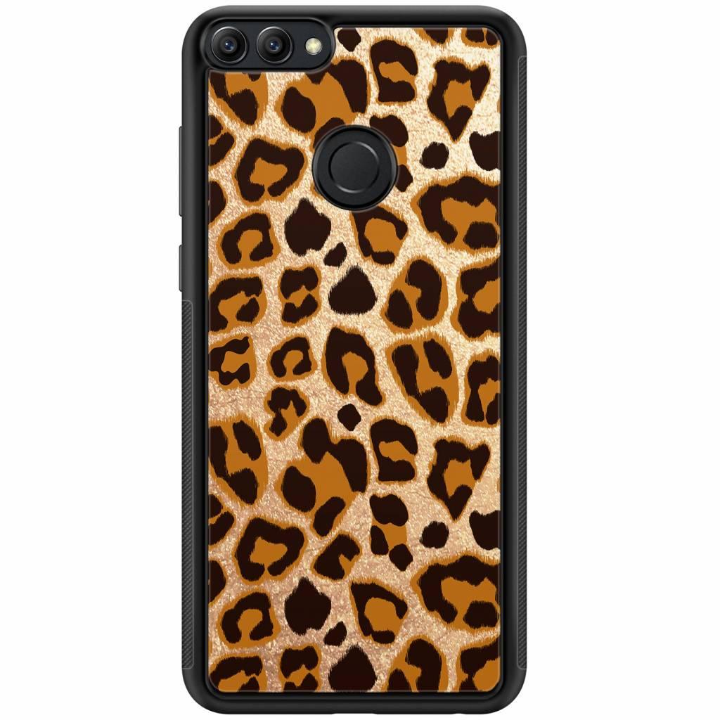 7bee4b369f1 Luipaard print hoesje voor Huawei P Smart online kopen
