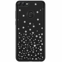 Huawei P Smart hoesje - Falling stars