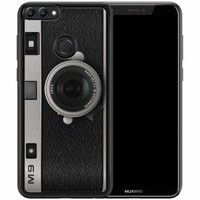 Casimoda Huawei P Smart hoesje - Camera