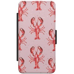 Samsung Galaxy S5 (Plus)/ Neo flipcase - Lobster