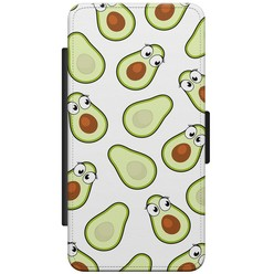 Samsung Galaxy S5 (Plus)/ Neo flipcase - Avocado