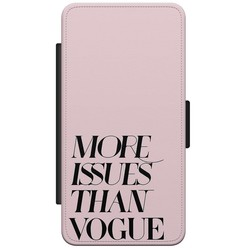 Samsung Galaxy S5 (Plus)/ Neo flipcase - Vogue issues