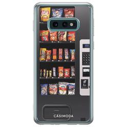 Casimoda Samsung Galaxy S10e siliconen hoesje - Snoepautomaat