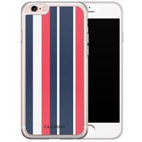 Casimoda iPhone 6/6s siliconen hoesje - Get in line