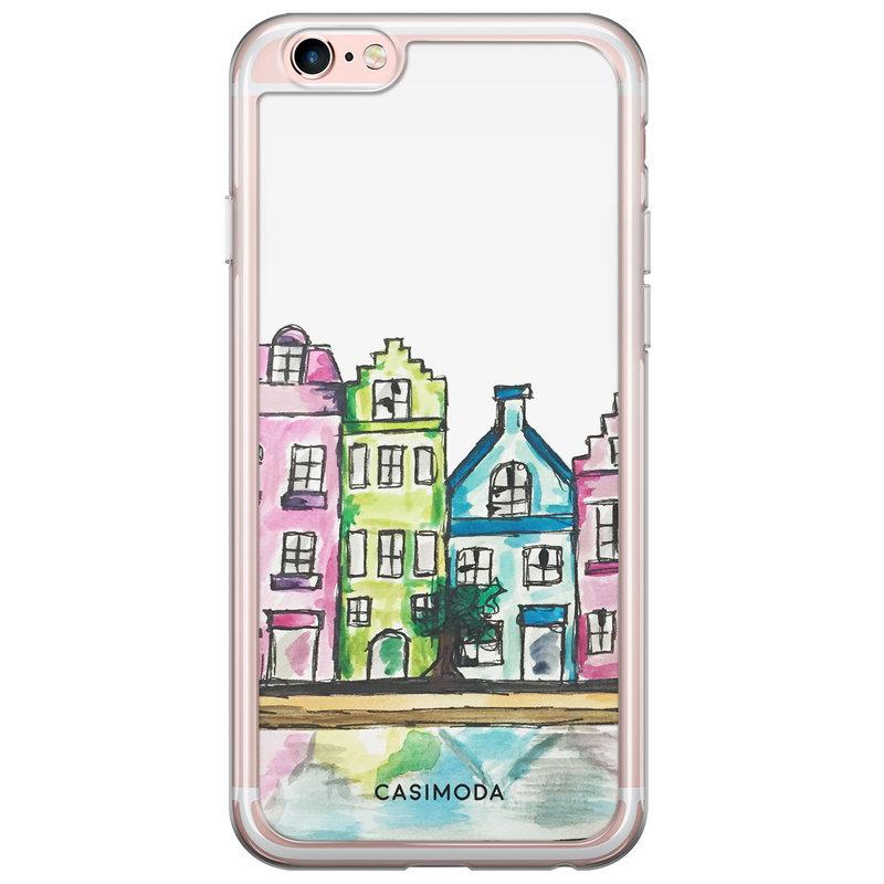 Casimoda iPhone 6/6S siliconen hoesje - Amsterdam