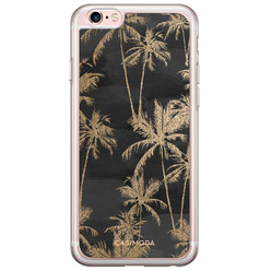 Casimoda iPhone 6/6s siliconen hoesje - Palmbomen