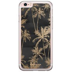 iPhone 6/6s siliconen hoesje - Palmbomen