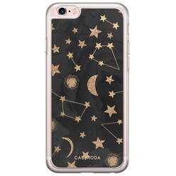 iPhone 6/6S siliconen hoesje - Counting the stars