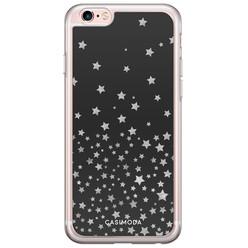 iPhone 6/6S siliconen hoesje - Falling stars