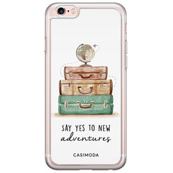 Casimoda iPhone 6/6s siliconen hoesje - Wanderlust