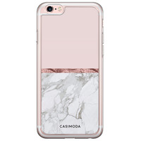 Casimoda iPhone 6/6S siliconen hoesje - Rose all day