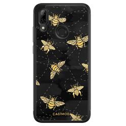 Casimoda Huawei P Smart 2019 hoesje - Bee yourself
