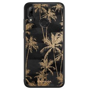 Casimoda Huawei P Smart 2019 hoesje - Palmbomen
