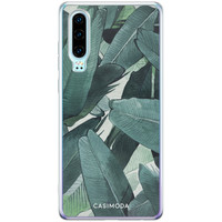 Casimoda Huawei P30 siliconen hoesje - Jungle