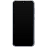 Casimoda Samsung Galaxy A40 hoesje ontwerpen - Marmer zwart