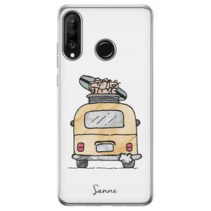 Casimoda Huawei P30 Lite hoesje ontwerpen - Adventure awaits