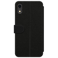 Casimoda iPhone XR flipcase - Hart & streepjes