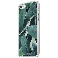 Casimoda iPhone 5/5S/SE siliconen hoesje - Jungle