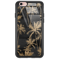 Casimoda iPhone 6/6s glazen hardcase - Palmbomen