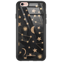 Casimoda iPhone 6/6s glazen hardcase - Counting the stars