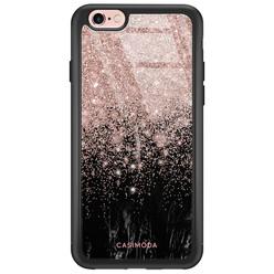 Casimoda iPhone 6/6s glazen hardcase - Marmer twist