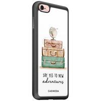 Casimoda iPhone 6/6s glazen hardcase - Wanderlust