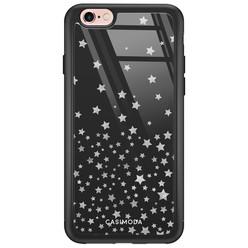 Casimoda iPhone 6/6s glazen hardcase - Falling stars