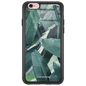 iPhone 6/6s glazen hardcase - Jungle