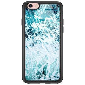 iPhone 6/6s glazen hardcase - Oceaan