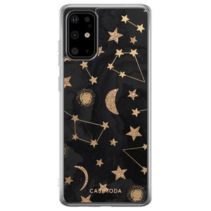 Casimoda Samsung Galaxy S20 Plus siliconen hoesje - Counting the stars