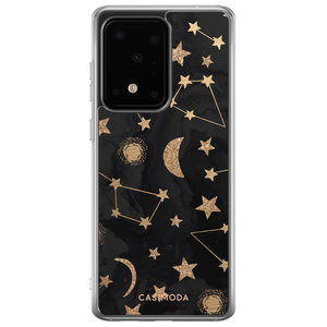 Casimoda Samsung Galaxy S20 Ultra siliconen hoesje - Counting the stars