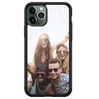 iPhone 11 Pro Max glazen hoesje - Hardcase met foto