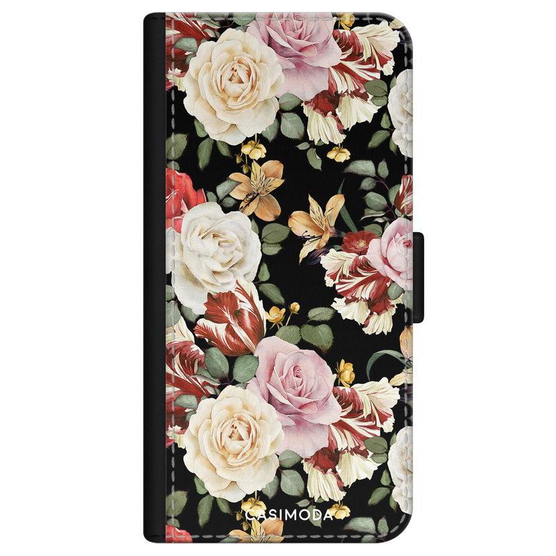 Casimoda iPhone 11 flipcase - Bloemenparade