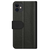 Casimoda iPhone 11 flipcase - Marmer blauw goud