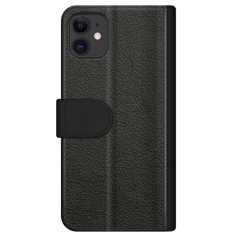Casimoda iPhone 11 flipcase - Hart & streepjes