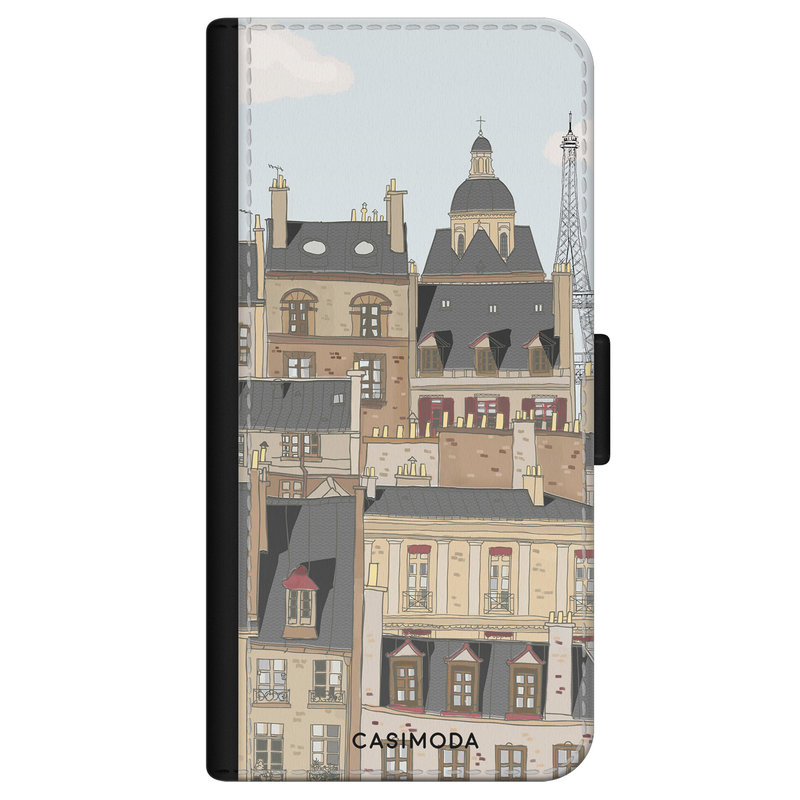 Casimoda iPhone 11 flipcase - Parijs