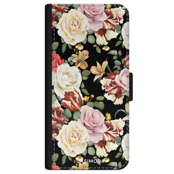 Casimoda iPhone 11 Pro flipcase - Bloemenparade