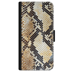 Casimoda iPhone 11 Pro flipcase - Golden snake