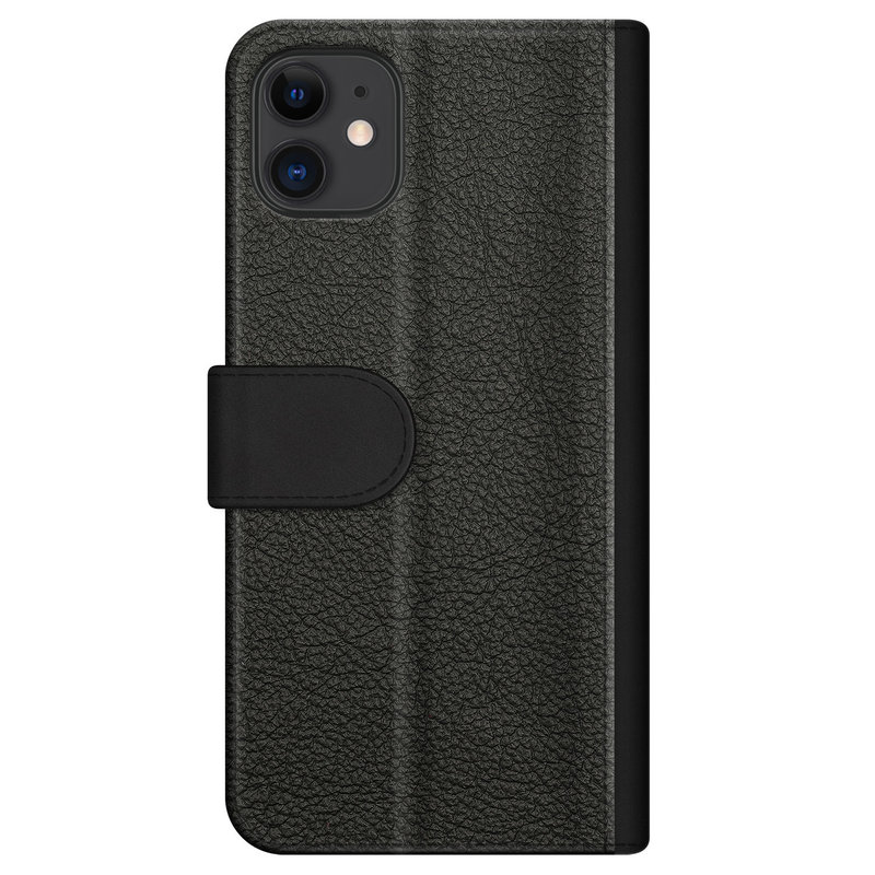 Casimoda iPhone 11 Pro flipcase - Marmer blauw goud