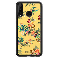 Casimoda Huawei P30 Lite hoesje - Florals for days