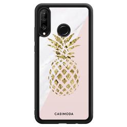 Casimoda Huawei P30 Lite hoesje - Ananas