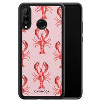 Casimoda Huawei P30 Lite hoesje - Lobster all the way