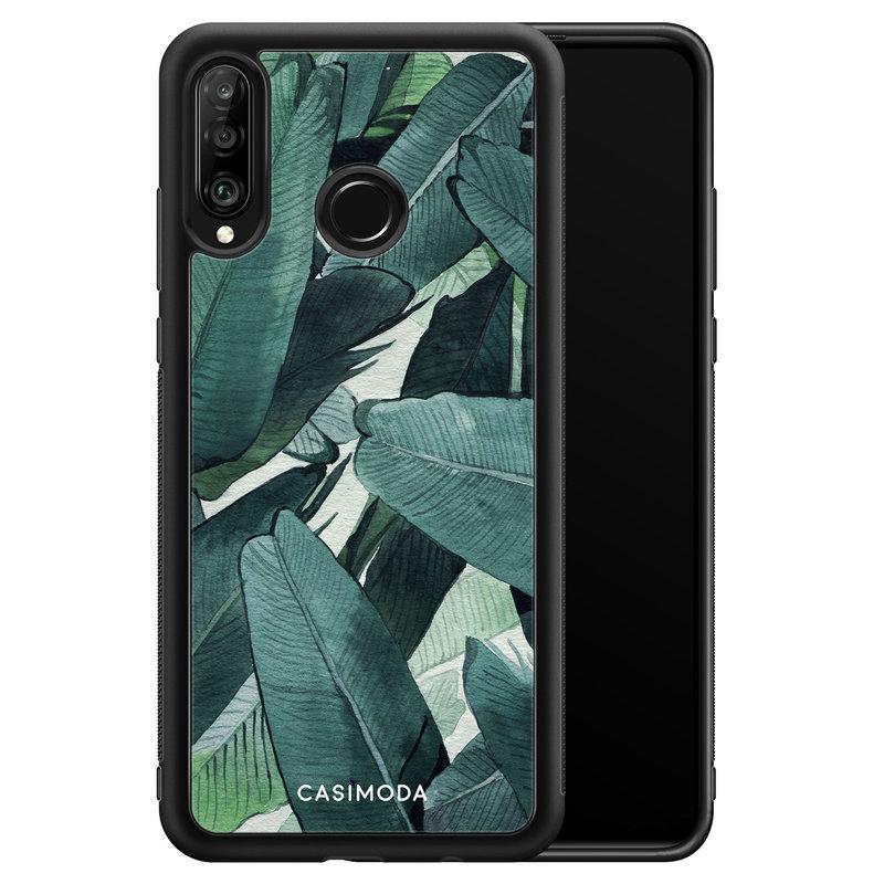 Casimoda Huawei P30 Lite hoesje - Jungle
