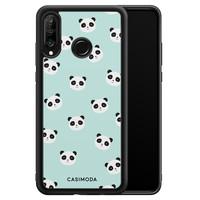Casimoda Huawei P30 Lite hoesje - Panda print