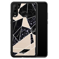 Casimoda Huawei P30 Lite hoesje - Abstract painted