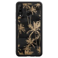 Casimoda Huawei P30 Lite hoesje - Palmbomen