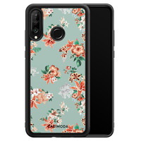 Casimoda Huawei P30 Lite hoesje - Lovely flowers