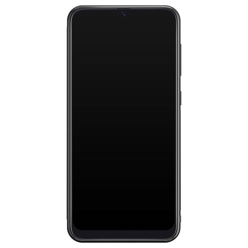 Casimoda Samsung Galaxy A50/A30s hoesje - Golden snake