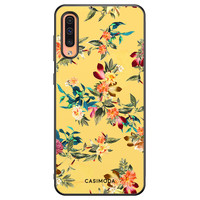 Casimoda Samsung Galaxy A50/A30s hoesje - Florals for days